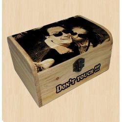 Кутийка за бижута или декорация с Ваша снимка
