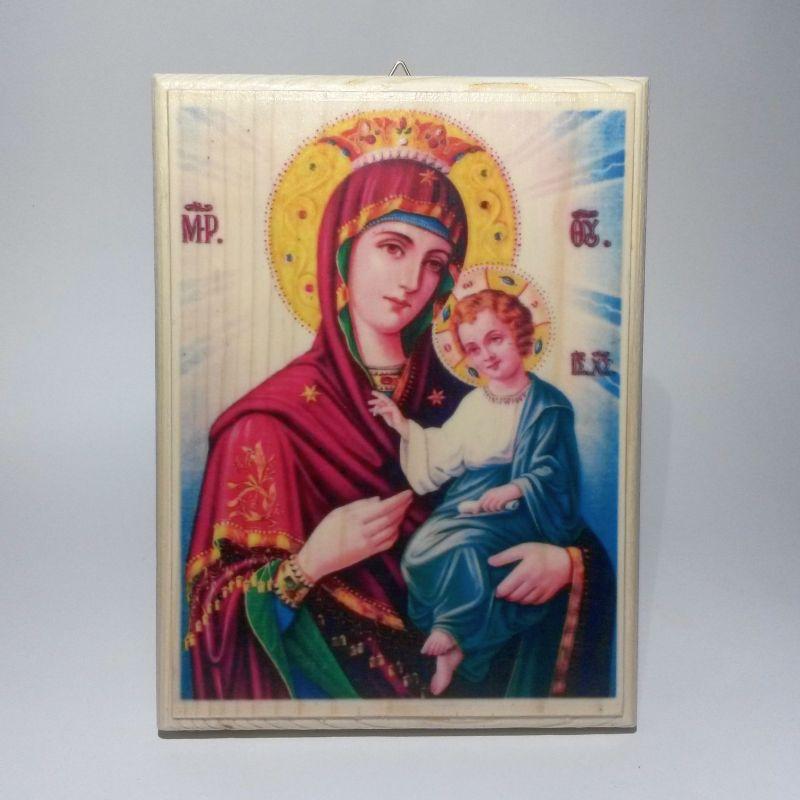 Дева Мария с Младенеца